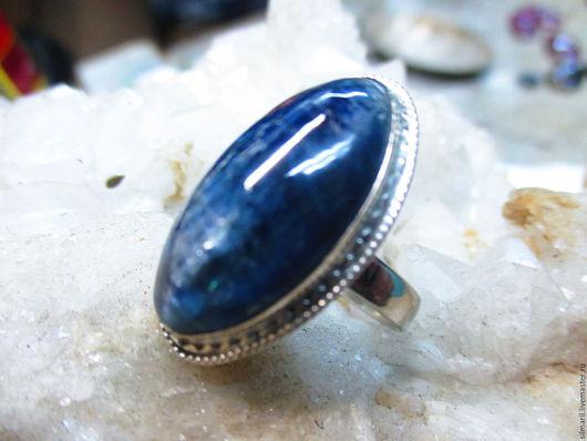 кольцо `сияние ночи` цена 4750 индиголит природный