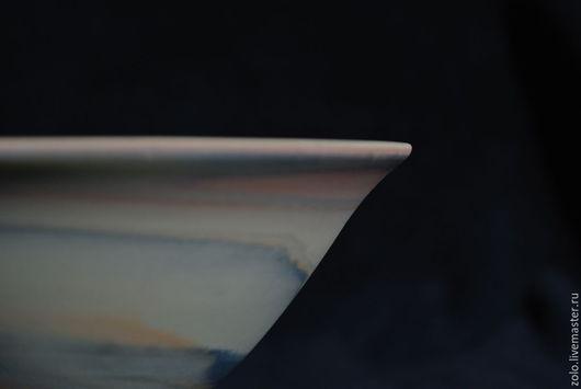 Пиалы ручной работы. Ярмарка Мастеров - ручная работа. Купить Рассвет над Кураем.  Пиала фарфор, нерикоми.. Handmade. Разноцветный
