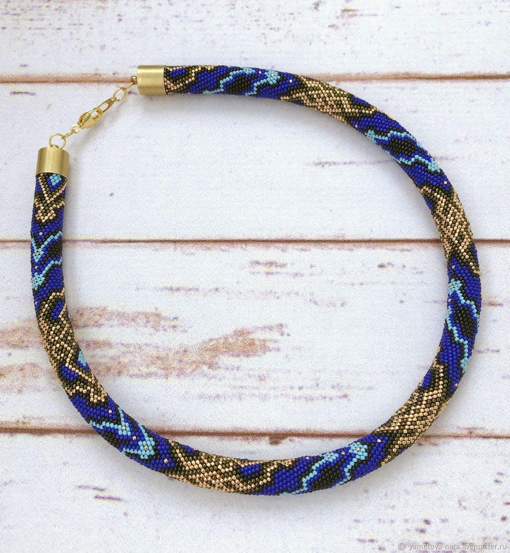 Aurora bead harness, Necklace, Abakan,  Фото №1