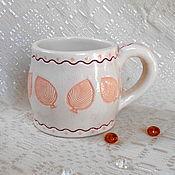 Посуда handmade. Livemaster - original item Mug Provence. Handmade.