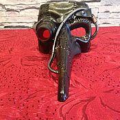 """Маски ручной работы. Ярмарка Мастеров - ручная работа Маска Стимпанк """"Чумной доктор"""". Handmade."""