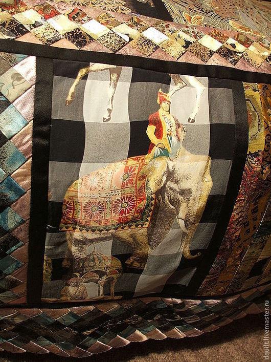 Текстиль, ковры ручной работы. Ярмарка Мастеров - ручная работа. Купить Покрывало  Суматра. Handmade. Покрывало, ручная работа, слон
