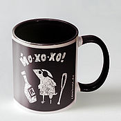 Посуда handmade. Livemaster - original item Mug Pirate. Handmade.