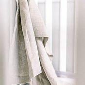 Работы для детей, handmade. Livemaster - original item The most delicate soft linen diaper for babies. Handmade.