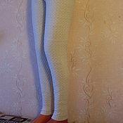 Одежда ручной работы. Ярмарка Мастеров - ручная работа Лосины с объемным рисунком-2. Handmade.