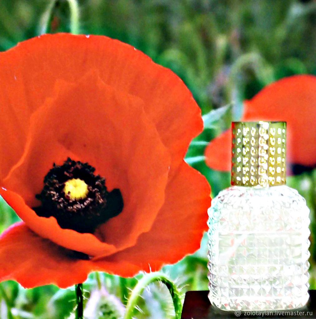 Натуральные духи ручной работы. Ярмарка Мастеров - ручная работа. Купить YSL Black. Очень стойкий парфюм ручной работы. Handmade.
