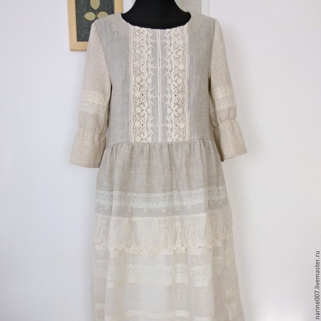 Где купить платье в стиле