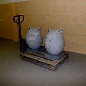 Дизайн и реклама handmade. Livemaster - original item Cats. Handmade.