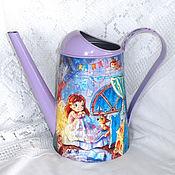 Цветы и флористика handmade. Livemaster - original item Watering Childhood dreams. Handmade.