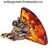 Куклы и игрушки handmade. Livemaster - original item Mouse Cheese. Handmade.