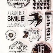 Материалы для творчества handmade. Livemaster - original item silicone stamps. Set for creativity. Handmade.