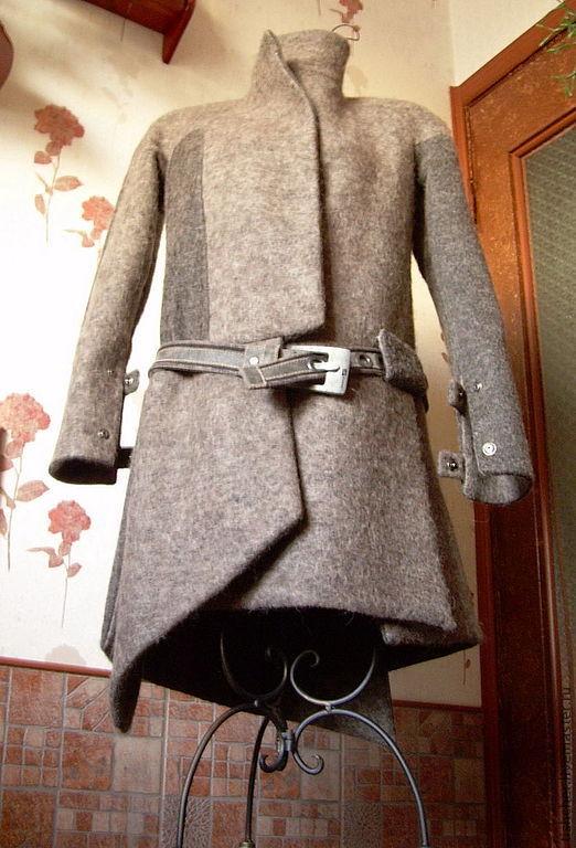 Пальто шинель своими руками