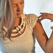 Jewelry Sets handmade. Livemaster - original item Porcelain set