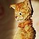 Мишки Тедди ручной работы. MaineCoon cat. МейнКун котенок. Коллекционная игрушка тедди. -Наталья Толстыкина-авторские мишки (natalytools). Интернет-магазин Ярмарка Мастеров.