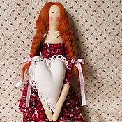 Куклы и игрушки ручной работы. Ярмарка Мастеров - ручная работа Тильда Дария. Handmade.