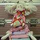 Куклы Тильды ручной работы. Ярмарка Мастеров - ручная работа. Купить принцесса на горошине. Handmade. Тильда, Принцесса на горошине, бязь