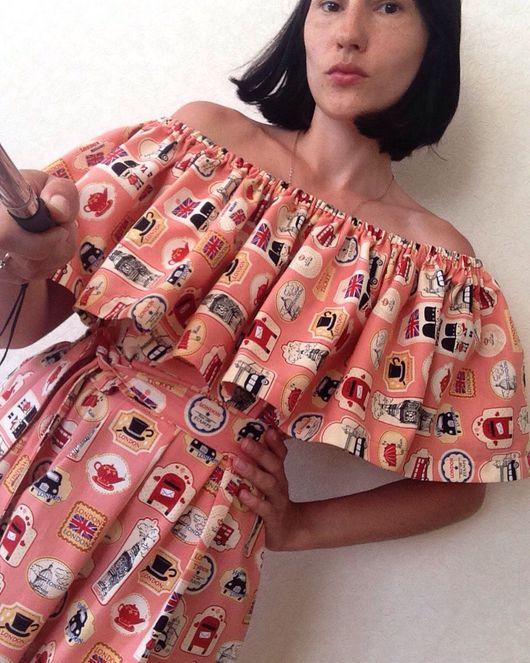 """Платья ручной работы. Ярмарка Мастеров - ручная работа. Купить Платье """"London """". Handmade. Платье, Платье нарядное"""
