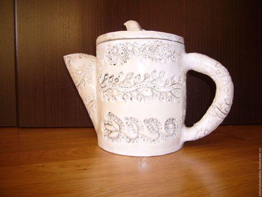 Кружевной Чайник Татьяны Ломакиной