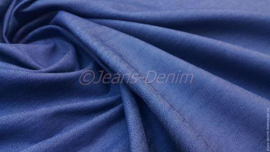 Шитье ручной работы. Ярмарка Мастеров - ручная работа. Купить Джинса Синяя. Handmade. Синий, джинсовая ткань, джинсовая юбка