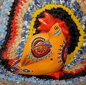Для дома и интерьера ручной работы. Ярмарка Мастеров - ручная работа Огненный Петух. Handmade.