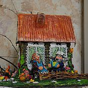 Сувениры и подарки ручной работы. Ярмарка Мастеров - ручная работа Уютный домик. Handmade.