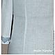 Льняное платье с ручной вышивкой Модне-Народне.\r\nТворческое ателье Modne-Narodne. \r\nМодная одежда с ручной вышивкой.