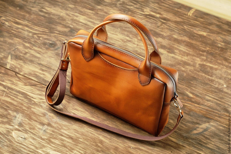 Стильные сумки: оригинальные модели из кожи и модный дизайн ручной работы