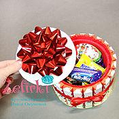 Как сделать подарки из шоколада