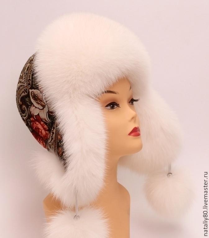 Зимние меховые шапки цена