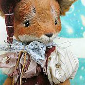 Куклы и игрушки ручной работы. Ярмарка Мастеров - ручная работа Музыкальный лисенок Арктур. Handmade.