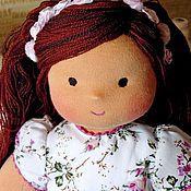 """Куклы и игрушки ручной работы. Ярмарка Мастеров - ручная работа """"Принцесса""""  вальдорфская кукла , 36см. Handmade."""