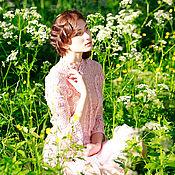 """Одежда ручной работы. Ярмарка Мастеров - ручная работа Платье """"Свет весны"""". Handmade."""