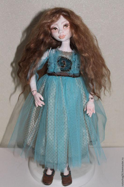 Коллекционные куклы ручной работы. Ярмарка Мастеров - ручная работа. Купить Шарнирная кукла Софи. Handmade. Шарнирная кукла