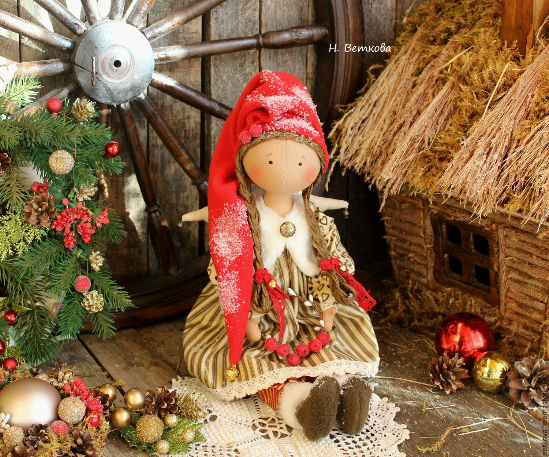 Рождественские ангелочек