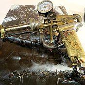 "Субкультуры handmade. Livemaster - original item GUN Steampunk ""SUPER SHOT-1"". Handmade."