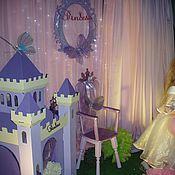 """Дизайн и реклама ручной работы. Ярмарка Мастеров - ручная работа фотозона """"для  принцесс и принцев"""" интерактивная. Handmade."""