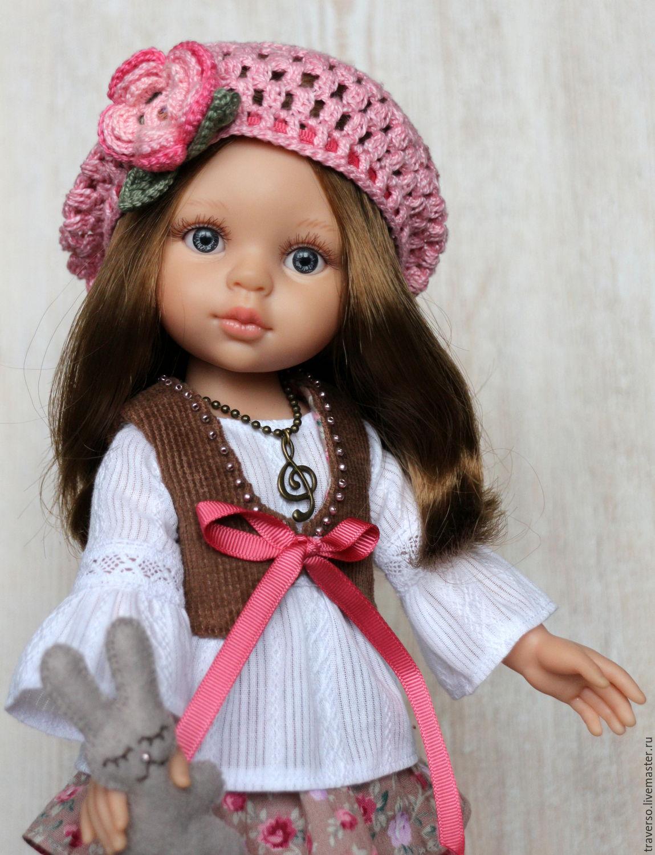 Одежда для кукол паола своими руками фото 923