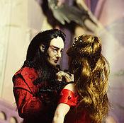 Куклы и игрушки ручной работы. Ярмарка Мастеров - ручная работа Полное затмение III. Handmade.