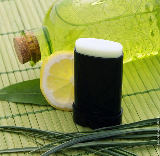 Дезодоранты ручной работы. Ярмарка Мастеров - ручная работа. Купить Органический дезодорант Лемонграсс. Handmade. Дезодорант, для тела, натуральный дезодорант