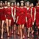 Показ коллекции Dolce & Gabbana осень-зима 2013/14