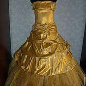 Работы для детей, ручной работы. Ярмарка Мастеров - ручная работа Платье для Золушки на 5-8 лет. Handmade.