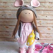 Одежда для кукол ручной работы. Ярмарка Мастеров - ручная работа Набор для создания куклы - мышки. Handmade.