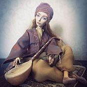 Куклы и игрушки ручной работы. Ярмарка Мастеров - ручная работа Восточная сказка. Handmade.
