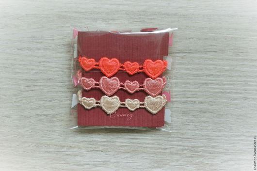 Браслеты ручной работы. Ярмарка Мастеров - ручная работа. Купить набор вышитых браслетов Сердце красавицы браслет вышитый. Handmade.