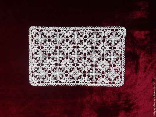 Текстиль, ковры ручной работы. Ярмарка Мастеров - ручная работа. Купить Дорожка №18. Handmade. Дорожка, салфетка ажурная