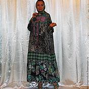 """Одежда ручной работы. Ярмарка Мастеров - ручная работа Платье """"Цыганский шик еще ремикс"""". Handmade."""
