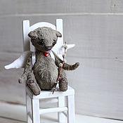 Куклы и игрушки ручной работы. Ярмарка Мастеров - ручная работа мишка тедди ангел продан. Handmade.