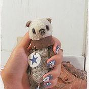 Куклы и игрушки ручной работы. Ярмарка Мастеров - ручная работа ONLY KINGS bear 381. Handmade.