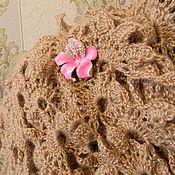 Аксессуары handmade. Livemaster - original item scarf - stole