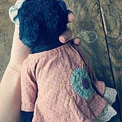 Куклы и игрушки ручной работы. Ярмарка Мастеров - ручная работа Катори, Мишка тедди. Handmade.